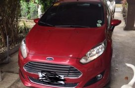 Sell Red Ford Fiesta in Manila