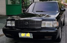 Black Toyota Crown for sale in Pasig