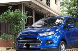 Selling Blue Ford Ecosport in Santa Rosa