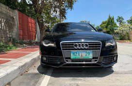 Selling Black Audi A4 2010 in Mandaluyong