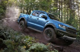 Sell Blue Ford Ranger Raptor in Taguig