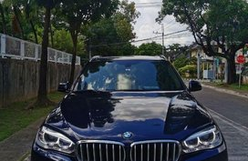 Selling Black Bmw X5 in Quezon City