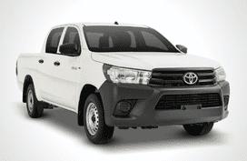 Toyota Hilux J 2.4 4x2 MT