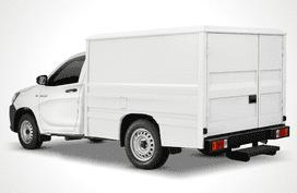 Toyota Hilux Cargo 2.4 4x2 MT