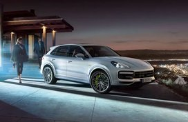 Porsche Cayenne E-Hybrid 3.0 AT