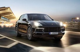 Porsche Cayenne S Coupe 3.0 AT