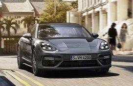 Porsche Panamera Standard 3.0 AT