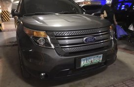 Sell Grey Ford Explorer in Mandaluyong