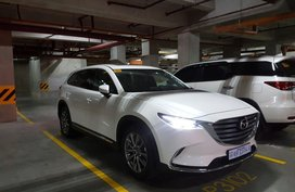 White Mazda CX-9 2018 for sale in Manila
