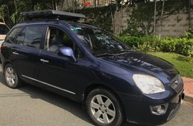 Sell Black Kia Carens in Mandaluyong
