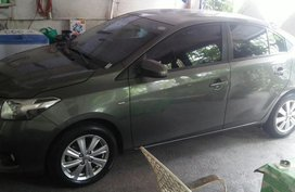 Green Toyota Vios 2017 at good price for sale in Mandaluyong City