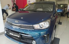Kia Soluto 1.4L for P3,000 All-in Downpayment