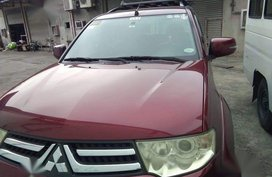 Sell Purple Mitsubishi Montero sport in Makati