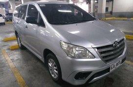 Silver Toyota Innova for sale in Manila