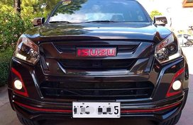 Sell Black 2018 Isuzu D-Max in Manila