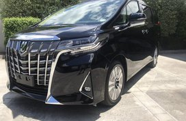 Black Toyota Alphard for sale in Taguig