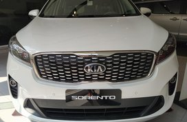 Kia Sorento 2.2L Diesel EX AT for 0% Interest Monthly Installment P25,609!