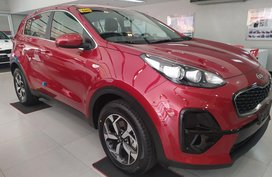 Kia Sportage 2.0L Diesel AT for 0% Interest Installment Monthly P18,025!