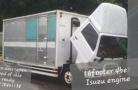 Isuzu NKR 16footer-6wheeler aluminum body w/ 4BE1 engine 09178421138