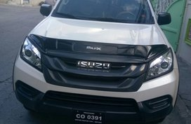 ISUZU MUX model 2016