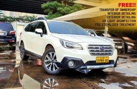 2016 Subaru Outback 2.5i-s AWD