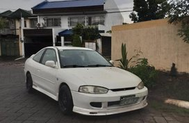 White Mitsubishi Lancer 1997 for sale in Antipolo