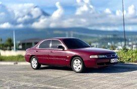 Selling Red 1994 Mazda 626 in Legazpi City