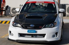Sell White 2008 Subaru Impreza Wrx in Parañaque
