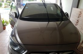 Selling Silver Hyundai Accent 2015 in Naga