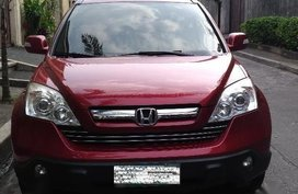 Selling Red Honda CR-V 2015 in Quezon City