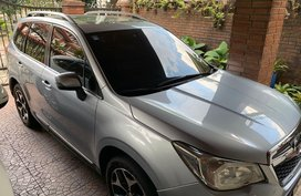 Sell Silver 2013 Subaru Forester in Muntinlupa