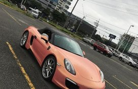 Pink Porsche Boxsterfor sale in Makati