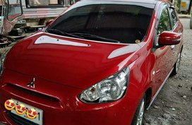 Sell Red 2015 Mitsubishi Mirage in Santa Maria