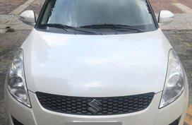 Sell White Suzuki Swift in Quezon City