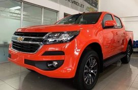 2020 Chevrolet Colorado 2.8 LX 4x2 AT