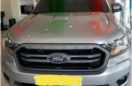 Selling Silver Ford Ranger 2019 in Taytay