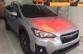 Selling Silver Subaru XV 2018 in Manila