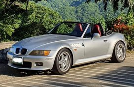 Silver Bmw Z3 for sale in Cebu