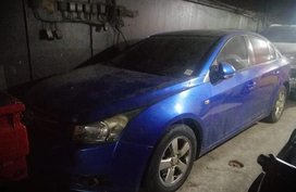 Blue Chevrolet Cruze for sale in Cebu