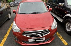 Red Mitsubishi Mirage G4 2016 for sale in Muntinlupa City