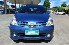 Selling Blue Nissan Livina in Las Piñas