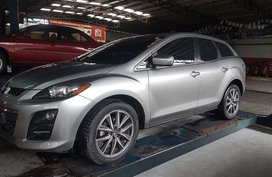Selling Silver Mazda Cx-7 2011 in Estancia