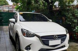 Pearl White Mazda 2 for sale in Pasig