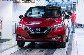 About 500,000 Nissan LEAF units produced, the Philippines is still waiting in vain