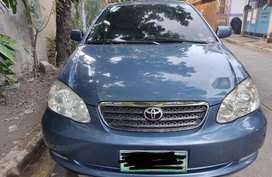 Sell Blue Toyota Corolla in Las Piñas