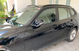 Black Bmw X1 for sale in Manila