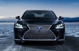 Lexus LS 500h 3.5 AT