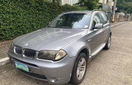 Sell Grey Bmw X3 in Pasig