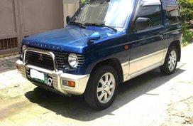 For Sale: 1995 Mitsubishi Pajero Mini/Jr. 4x4 Automatic