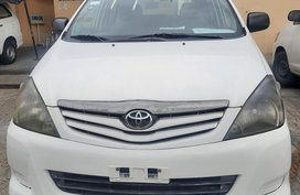 WHITE TOYOTA INNOVA 2012 FOR SALE IN PARANAQUE